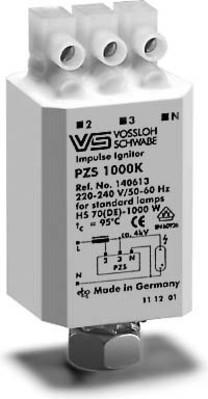 Houben Pulserzündgerät f.HS-Lampen 50-1000W 140613