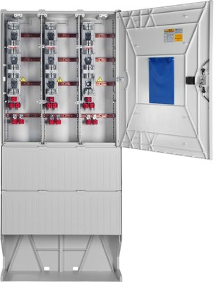 GSAB Elektrotechnik Kabelverteiler SWM 1390x883x278 88S20K-SWM-3LSL2