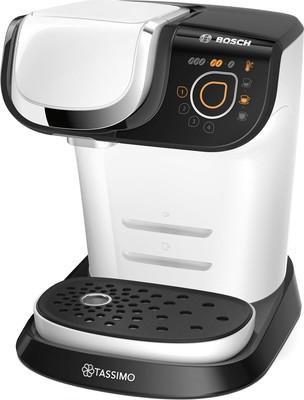 Bosch Kleingeräte+HT Heißgetränkeautomat My Way TAS6004 weiß/sw