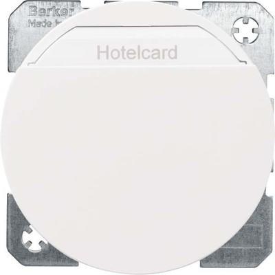 Berker Relais-Schalter polarweiß glänzend 16402089