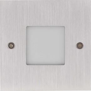 EVN Lichttechnik LED Wandeinbauleuchte 1,2W LED warmweiss L41 N624