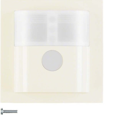 Berker IR Bewegungsmelder Komfort 2,2 m weiß glänzend 85342282