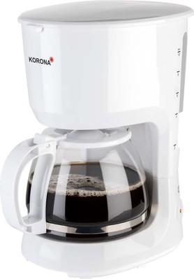 Korona electric Kaffeeautomat 1,25L 10331 weiß