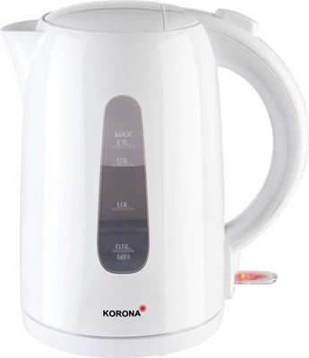 Korona electric Wasserkocher 1,7L,2200W 20331 weiß