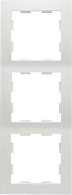 Peha Rahmen 3-fach aluminium D 11.573.70