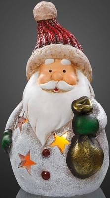 Hellum Weihnachtsmann m. Sack 520187