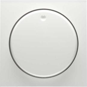 Peha Abdeckung aluminium Dimmer D 11.810.70 HR