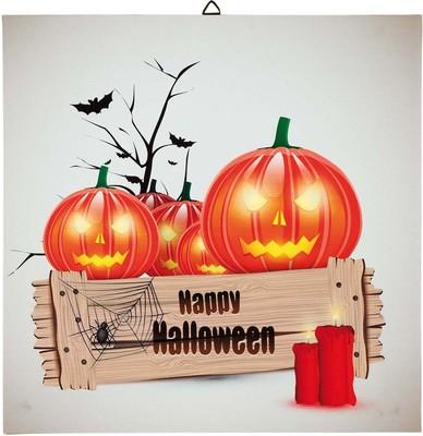 Hellum LED-Bild Halloween LEDs ww 376104