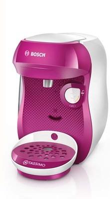 Bosch Kleingeräte+HT Heißgetränkeautomat Happy TAS1001 wild purple