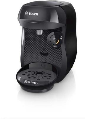 Bosch SDA Heißgetränkeautomat Tassimo Happy TAS1002 real black