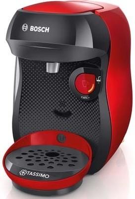 Bosch SDA Heißgetränkeautomat Tassimo Happy TAS1003 just red