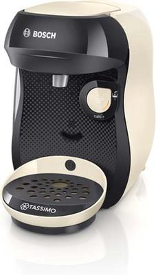 Bosch SDA Heißgetränkeautomat Tassimo Happy TAS1007 cream
