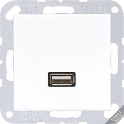 Jung Multimediadose USB anthrazit matt MA A 1122 ANM