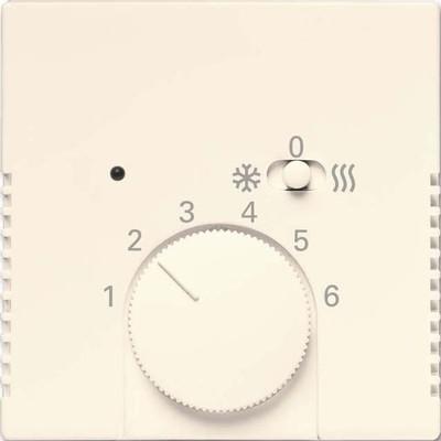 Busch-Jaeger Temperaturreglerabdeckung elfenbein/weiß 1795 HKEA-82