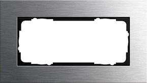 Aluminium Hellgold Edelstahl