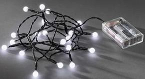Gnosjö Konstsmide WB LED Globelichterkette 20 LEDs kws 1491-207