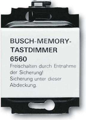 Busch-Jaeger LED-Dimmer mit Tastbetätigung 6526