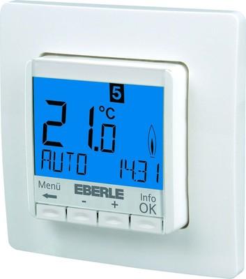 Eberle Controls UP-Uhrenthermostat FIT 3Rw / blau