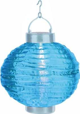 Scharnberger+Hasenbein LED-Solarlampion blau, LED kws ca.3m 88760