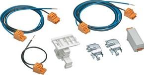 Hager Bestückungspaket 3-Pkt.,Si.box UAR ZY255MS