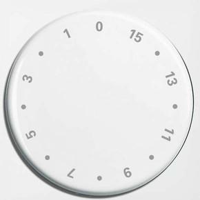 Bedienelemente für Jalousiesteuerung und Zeitschaltuhren