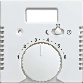 Bedienelemente für Raumtemperaturregler