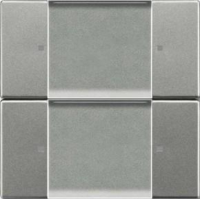 Busch-Jaeger Bedienelement grau metallic 6736-803