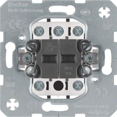 Berker Gruppen-Wipptaster 10A 250V 503404