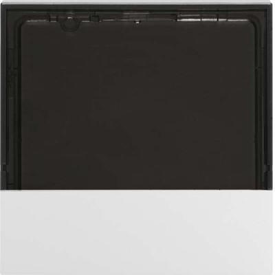 Berker Abdeckung für KNX RTR/RC polarweiß, matt 80960180