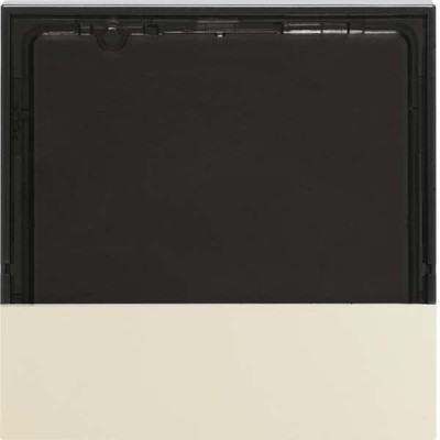 Berker Abdeckung für KNX RTR/RC weiß, glänzend. 80960182