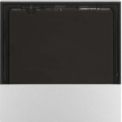Berker Abdeckung für KNX RTR/RC aluminium matt, lackiert 80960183