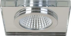 Brumberg Leuchten LED-Einbauleuchte 2700K klarglas eckig 13334003