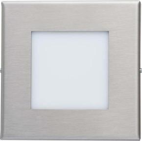 Brumberg Leuchten LED-Wandeinbauleuchte 230V edelstahl LF:ww 10140203