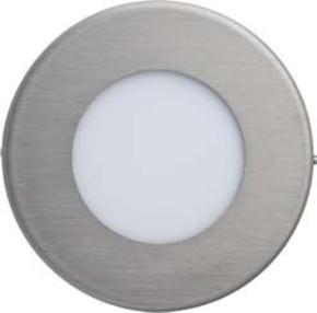 Brumberg Leuchten LED-Wandeinbauleuchte 230V edelstahl LF:cw 10141205