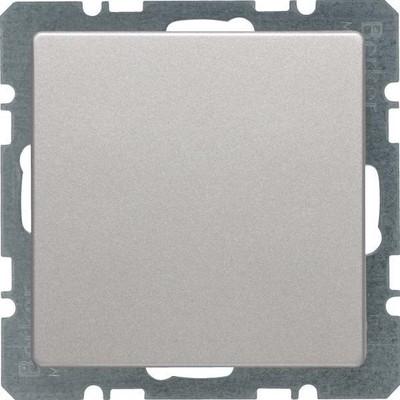 Berker Blindverschluß aluminium mit Zentralstück 10096084