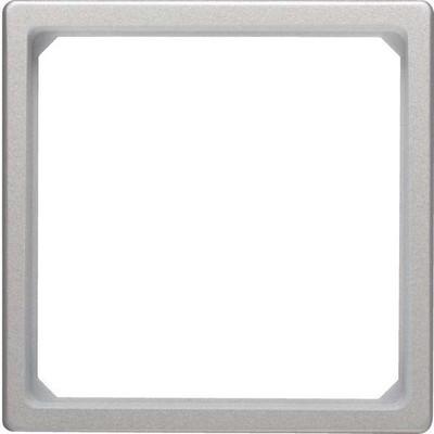 Berker Adapterring alu/lack f.Zentralst. 50x50mm 11096074