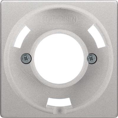 Berker Zentralstück alu/lack Lichtsignal E14 11986084