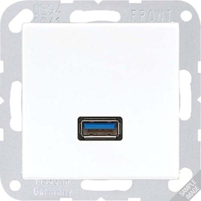 Jung USB-Tragring Schraubbefestigung MA A 1123 ANM
