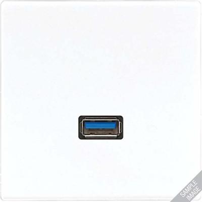 Jung USB-Tragring Schraubbefestigung MA ES 1123