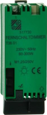 Elso Fernschaltdimmer 230V,60-300W 517730
