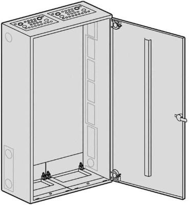 ABN Wandgehäuse schutzisoliert IP43 S 27