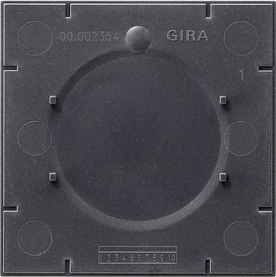 Gira Bodenplatte f.Rahmen 1-fach E2 108100