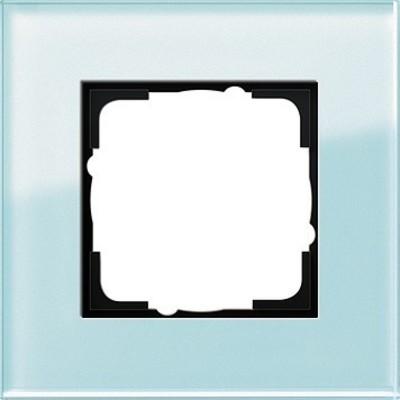 Gira Abdeckrahmen 1-fach glas Esprit 021118