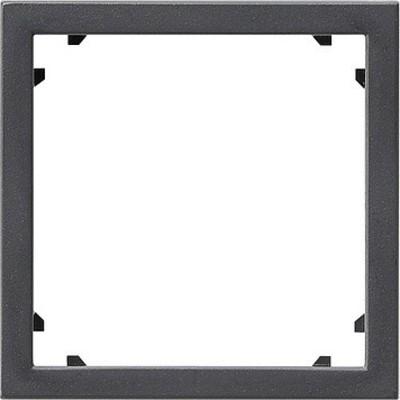 Gira Zwischenplatte 45x45 anthrazit System55 028328