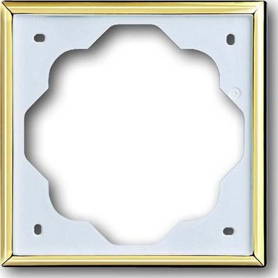 Busch-Jaeger Rahmen 1-fach solargold 1721-73