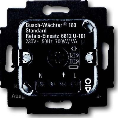 Busch-Jaeger Relais-Einsatz Sensor 700W/VA 3Leiter 230V 6812 U-101