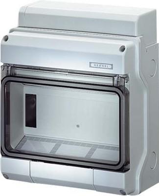 Hensel Automatengehäuse 9TE 9x18mm IP65 KV 9109