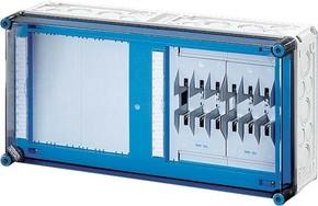 Hensel Sicherungsgehäuse 2xNH00 3p.250A 5p Mi 6422