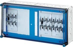 Hensel Sicherungsgehäuse 3xNH00 3p.250A 5p Mi 6432