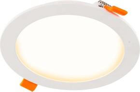 EVN Lichttechnik LED-Einbaupanel 3000K 350mA IP44 LR44143502 weiß